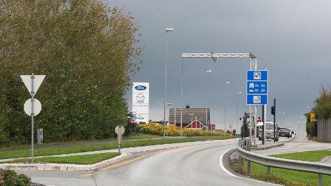 Fleirtalet i Hå kommunestyre opnar opp for å få bomstasjonar i eigen kommune.
