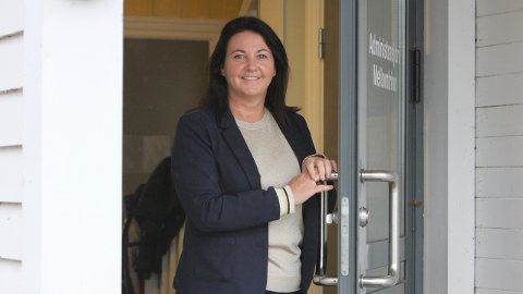 Heidi Barvik forlater Hognestad skule til fordel for Bryne skule.