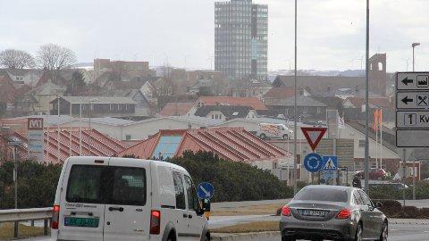 Når Solvik-Olsen no går for den indre trasé av E39, er det klart at ein ikkje vil unngå utbetringar på fylkesveg 44 i framtida.