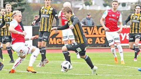 I 2018 tok Egersund fire poeng på to seriekamper mot Bryne. Kan jærbuene ta revansj i 2019?