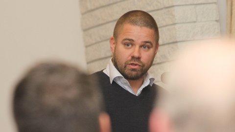 Stig Penne (H) er glad for at Klepp kommunestyre støtta kontrollutvalet, og bestilte ein ny selskapskontroll av Rogaland brann og redning IKS allereie i 2020.