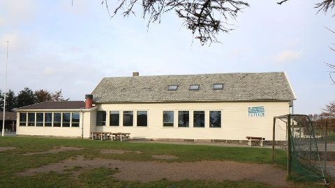 MINST: Høyland skule er den minste skulen i Hå kommune.