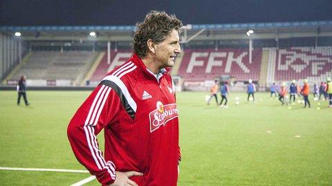 I 2016 var Halvorsen trener i Fredrikstad.