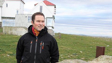 Svein Høyland går for fire nye år i kommunestyret i Hå.