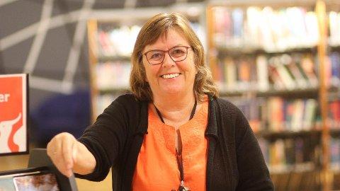 Aud Søyland Kristensen har vore leiar i Folkeakademiet Time dei siste tre åra. No inviterer ho til 100 års bursdagsfest i Time bibliotek onsdag 24. oktober.
