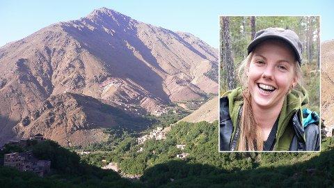 Ifølge søstera var Maren Ueland varm og eventyrlysten. Måndag vart 28-åringen funnen drepen i eit fjellområde i El Haouz-provinsen, rundt ti kilometer frå turistlandsbyen Imlil i Marokko.