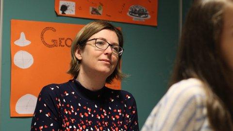 Kronikkforfattar Camilla G. Hagevold er assisterande rektor på Undheim skule.