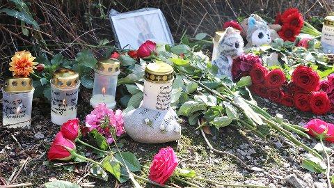VARHAUG-DRAPET: Sunniva Ødegård ble funnet drept på en gangsti ikke langt unna sitt eget hjem på Varhaug, 30. juli 2018.