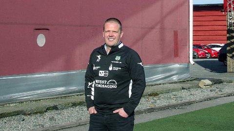 Daglig leder Asle Tjøtta er fornøyd med talene som skal presenteres for årsmøtet i Bryne FK 19. mars.