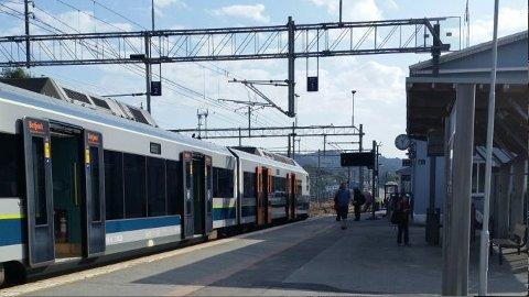 Det blir buss for tog på enkelte avganger i vinterferien.