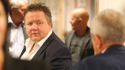 ORDFØRARKANDIDAT:Svein Arve Nygård går for sin 5. periode i Hå-politikken. Han er ordførarkandidat for Frp.