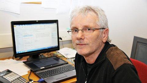 Etter 19 år som rektor i heimbygda, er Ingvar Sør-Reime inne i sitt siste semester i Hå-skulen.