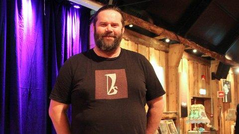 HEIDRA: Hans Berge Stokkeland vart heidra med Hå kommune sin kulturpris for sin innsats for kulturlivet i kommunen.