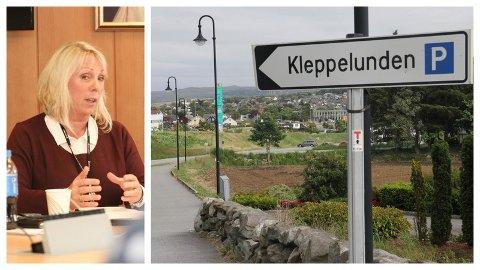Klepp-rådmann Torild Lende Fjermestad føreslår å gå til sak for å få godkjend skrivemåten Kleppeloen på heile det populære rekreasjonsområdet sentralt på Kleppe.
