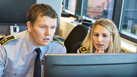 Oddgeir Høyekvam og Thale Thomseth står i spissen for Operasjon Spiderweb.
