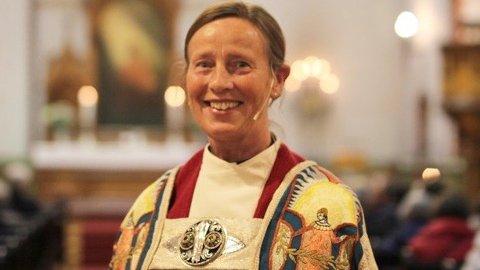 Anne Lise Ådnøy var på bispevisitas som fungerande biskop i Time fra tirsdag 27. november og fram til søndag 2. desember.