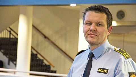 Både som politietterforsker og gjennom Norsk Narkotikapolitiforening vil Oddgeir Høyekvam slå et slag for barn og unge.