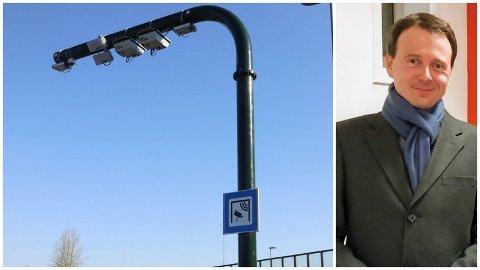 Geir Morten Øvestad får behandlet innbyggerforslaget sitt i kommunestyret, men rådmannen innstiller på å si nei.