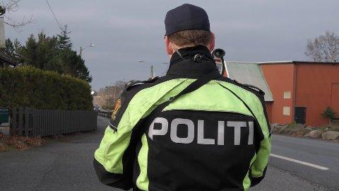 Fartskontrollen i Gudmestadvegen blei gjennomført torsdag kveld frå klokka 20 til 22.