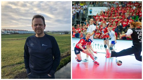 I slutten av juli tar Thorir Hergeirsson med seg Heidi Løke og resten av håndballjentene til Klepp og Nærbø. Klepp formannskap stiller med økonomisk støtte. (Arkivfoto: Trude Håland)
