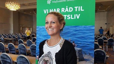 Ane Mari Braut Nese ble nylig valgt til ny styreleder i  Friluftsrådenes Landsforbund.