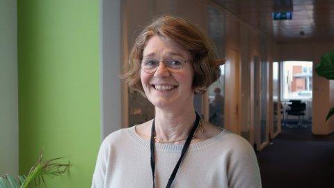 NY: Lone Merethe Solheim overtok tysdag som ny fylkesmann i Rogaland.