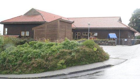 BIBLIOTEK I BARNEHAGE: Planen er at Steingarden barnehage blir hovudbibliotek medan det nye kommunehuset i Klepp blir bygd.