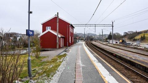 HØYE TALL: Per dags dato har Bane NOR registrert 31 tilfeller av farlig og ulovlig ferdsel langs togsporene hittil i år.