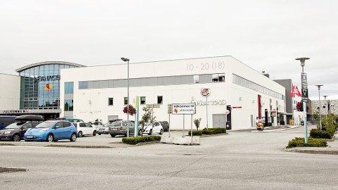 NY AKTØR: Elektroimportøren åpner på kjøpesenteret Jærhagen på Kleppe.
