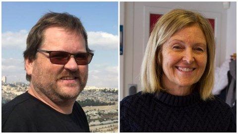 AVGJØR: Anders Undheim (KrF) og Bjørghild Underhaug har fremdeles ikke gått ut med hva de kommer til å stemme for under kommunestyremøte. Deres valg kommer til å være avgjørende for utfallet i saken om Re/Svertingstad.