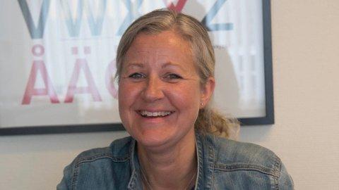 REKTOR: Jorun Beate Fylkesnes starter som ny rektor ved Engelsvoll skule 1. august.