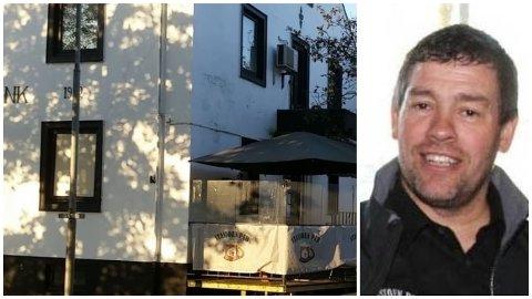 KLAGER: Olav Madland, som driver Stasjoen Pub, kommer til å påklage kommunens vedtak om skjenkenekt til Fylkesmannen.