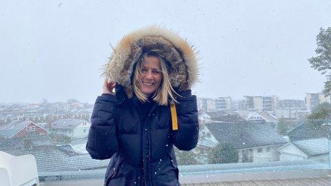 NYTT SAMARBEID: Fuelbox og gründer Berta Lende Røed har inngått samarbeid med Great Talks, som jobber med ulike aktører på Island, Grønland og Færøyene - et området som er ukjent og som Lende Røed gleder seg til å bli bedre kjent med.