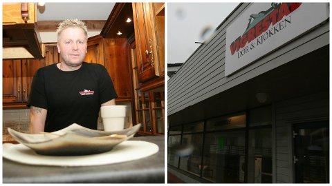 KONKURS: Jarluf Stensland har vært daglig leder i kjøkken-selskapet gjennom mange år. Nå er han konkurs for andre gang.