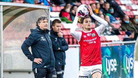 MÅ NESTEN TIL BYEN: Jan Halvor Halvorsen (f.v.), Even Sel og Robert Undheim tar turen til Hinna i første NM-runde.