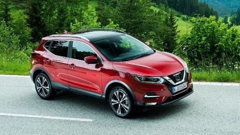 Nissan følger etter Toyota og erklærer at de skal fase ut dieselmotorer i personbilene sine i Europa. Dette er crossoveren Qashqai.