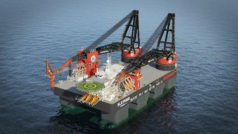 Dei nye livbåtane skal leverast til Sleipnir.