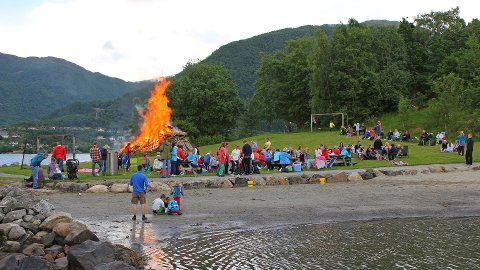 Her i Vikjo i Dimmelsvik ønskjer Bergen og Hordaland Turlag å arrangera friluftsskulen.