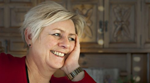 Marit Gislesen skriver om profilering av Kongsberg.  FOTO: STÅLE WESETH