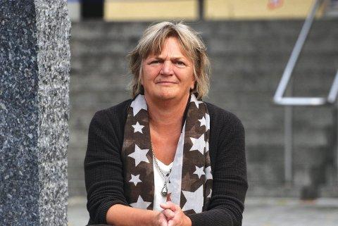 RÅDKVINNE: Wenche Grinderud har flere ganger sagt at tittelen rådmann, har en god klang og at hun ikke har noe problem med den. Bildet er fra 2015 da hun kom til fødebyen Kongsberg fra tilsvarende jobb på Ringerike.