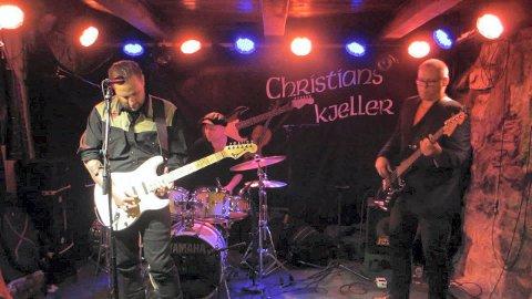 KONSERT: Drammen Bluesband holder konsert fredag 28. desember.