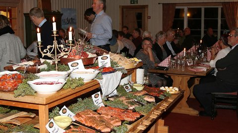 NY FESTIVAL: 15. november blir det fjellmatfestival på Torsetlia. Da skal Akevittklubben Fjellvitt sin ærespris dels ut.