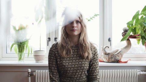 TROMPETIST: Hilde Marie Holsen blir å høre på intimscenen på Galleri Åkern 4. juli.