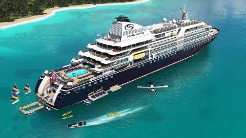 KONTRAKT: Cruise-kontrakten har en verdi på nesten 200 millioner kroner.