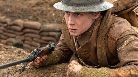 INTENS: Filmen 1917 vises på Krona kino denne helgen.