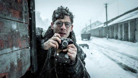 """GOD KRITIKK: Filmen """"Den sorte jord"""" vises på Krona kino denne helgen."""