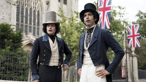 MORSOM: «David Copperfields personlige historie» - frisk og humoristisk ny vri på Dickens-historien.