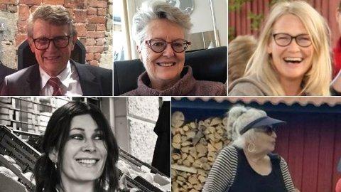 Politiet offentliggjorde navnene på de omkomne etter onsdagens hendelser på Kongsberg.