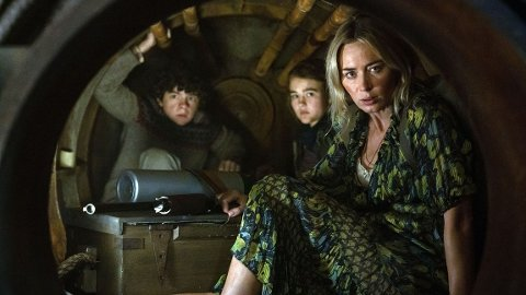 PREMIERE: A Quiet Place 2 vises på Kongsberg kino denne helgen.