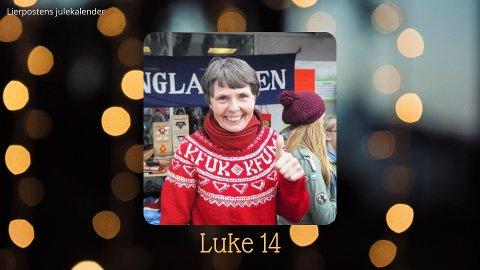 Luke 14: Turid Werrum.